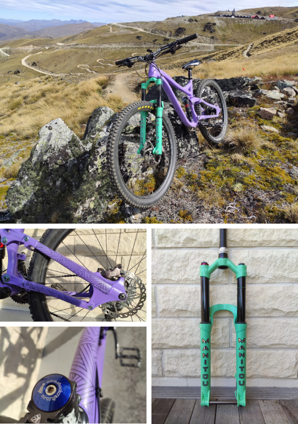 Bike of the Month Norco Range