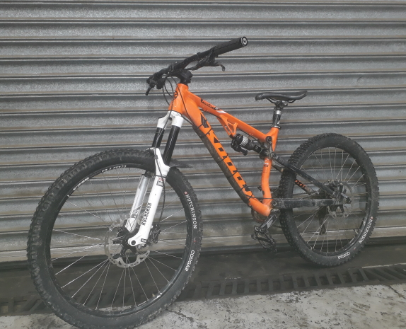Bike of the Month 1