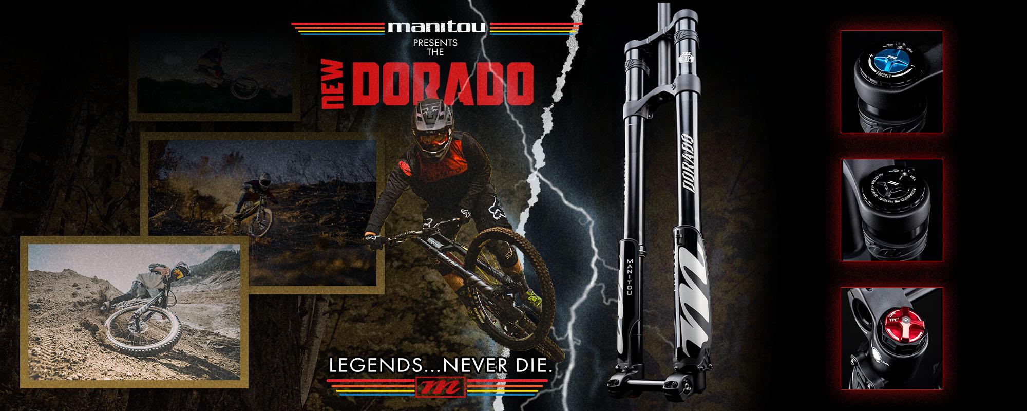 Manitou Dorado 2022