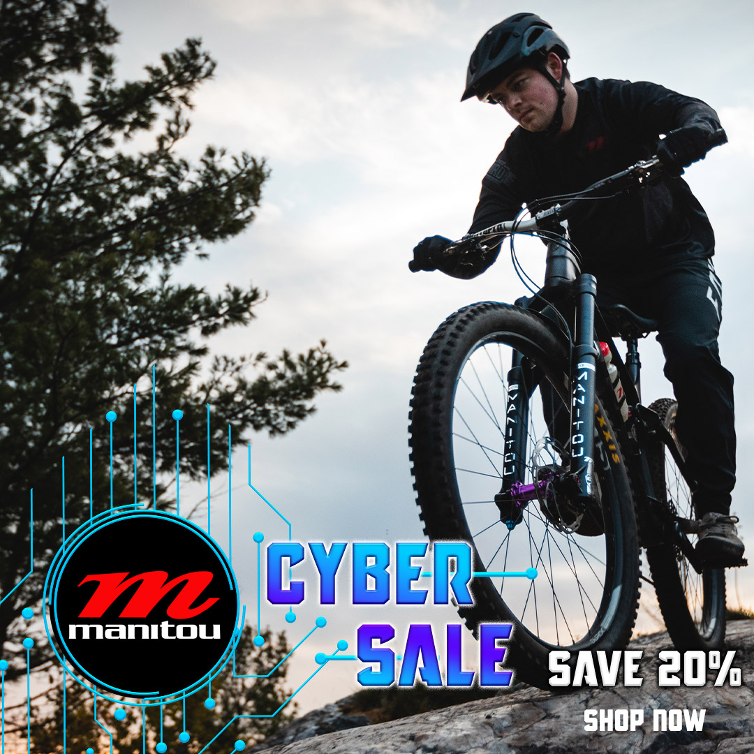 Manitou Cyber Sale 2020