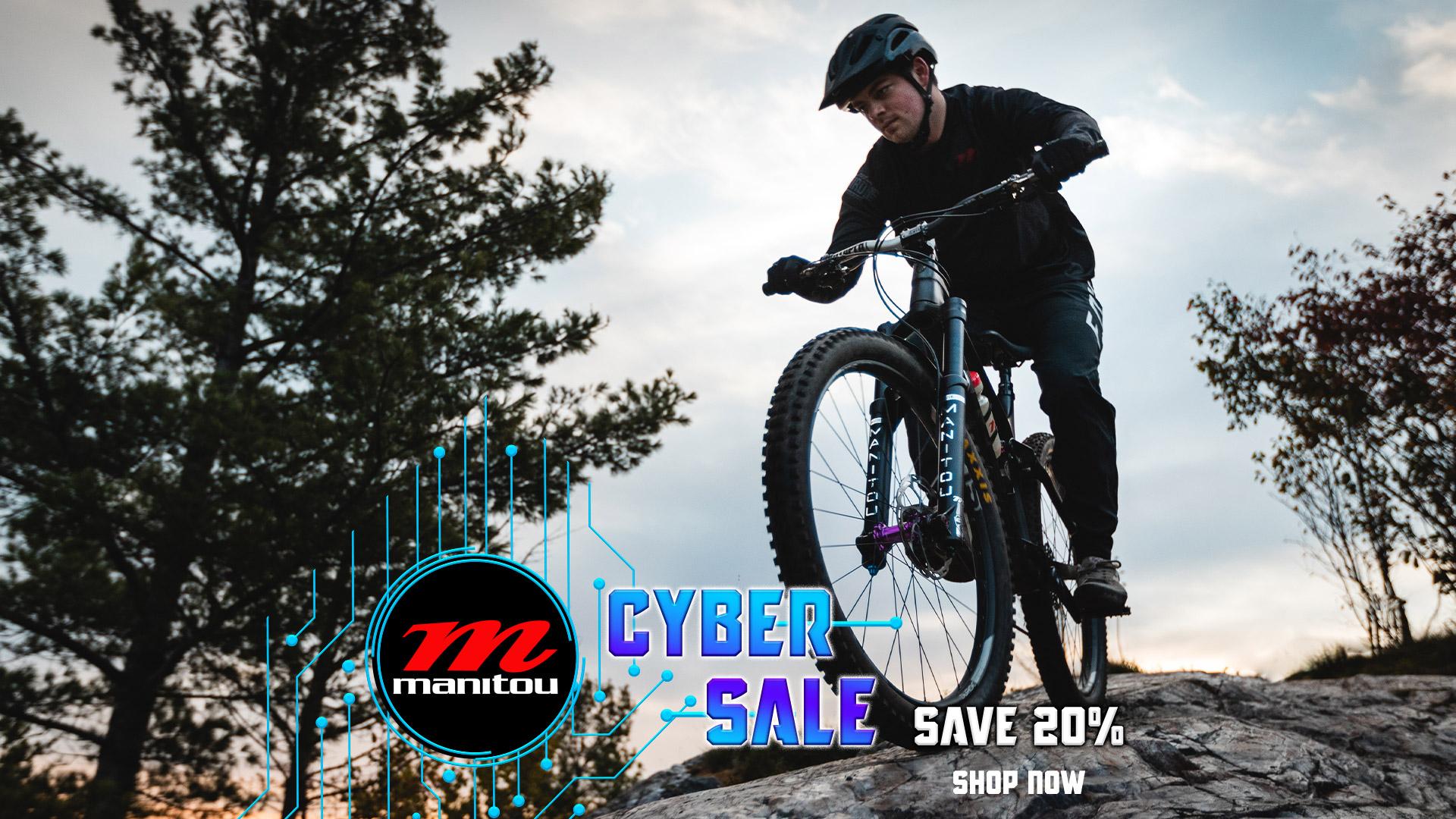 Manitou Cyber Sale 2020