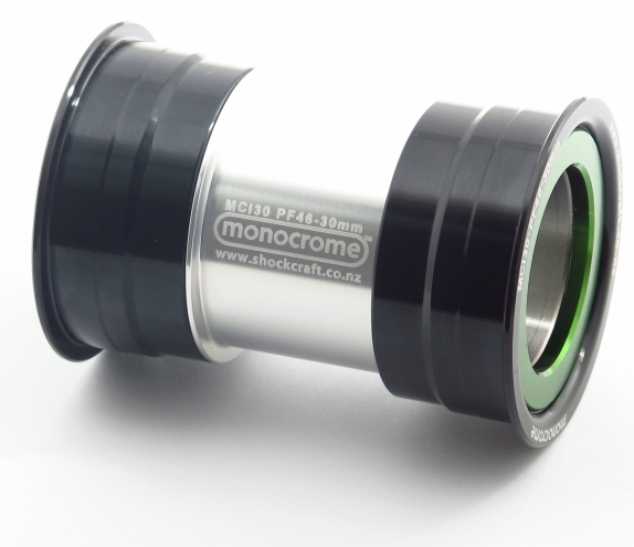 BB30 Internal Press-fit Bottom Bracket - MCI30 (Monocrome)