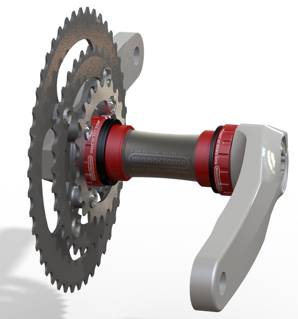 Crankset & Bottom Bracket