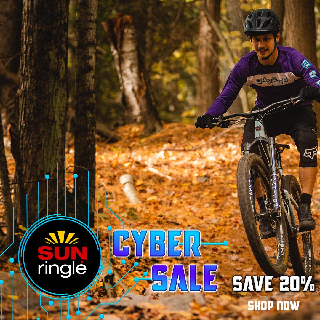 SUNringlé Cyber Sale 2020