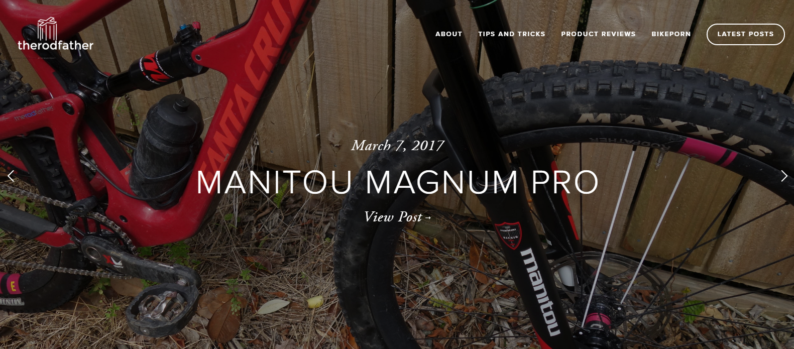 Manitou Magnum Pro Review