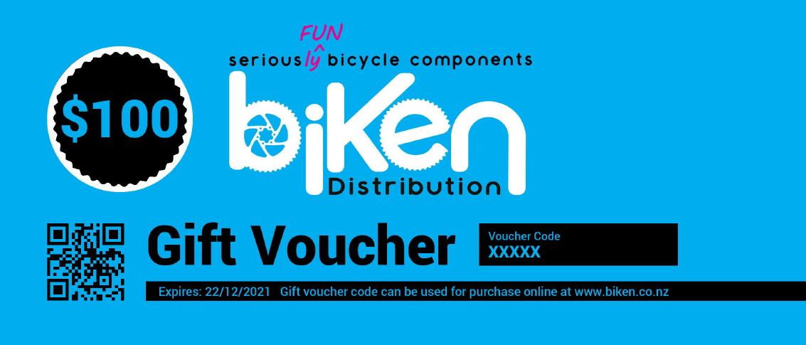 Biken Gift Vouchers