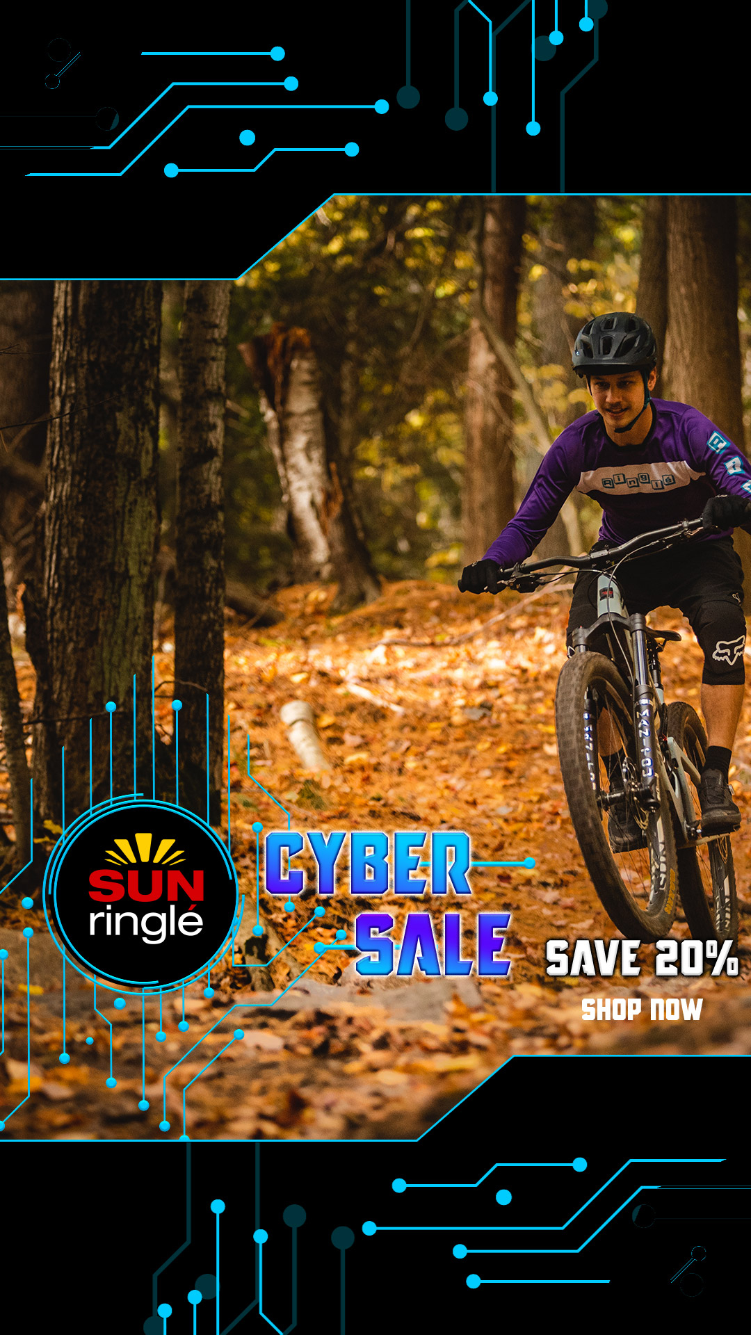 Hayes Bicycle Cyber Sale